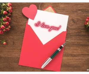 ecard, I Love You, and love image