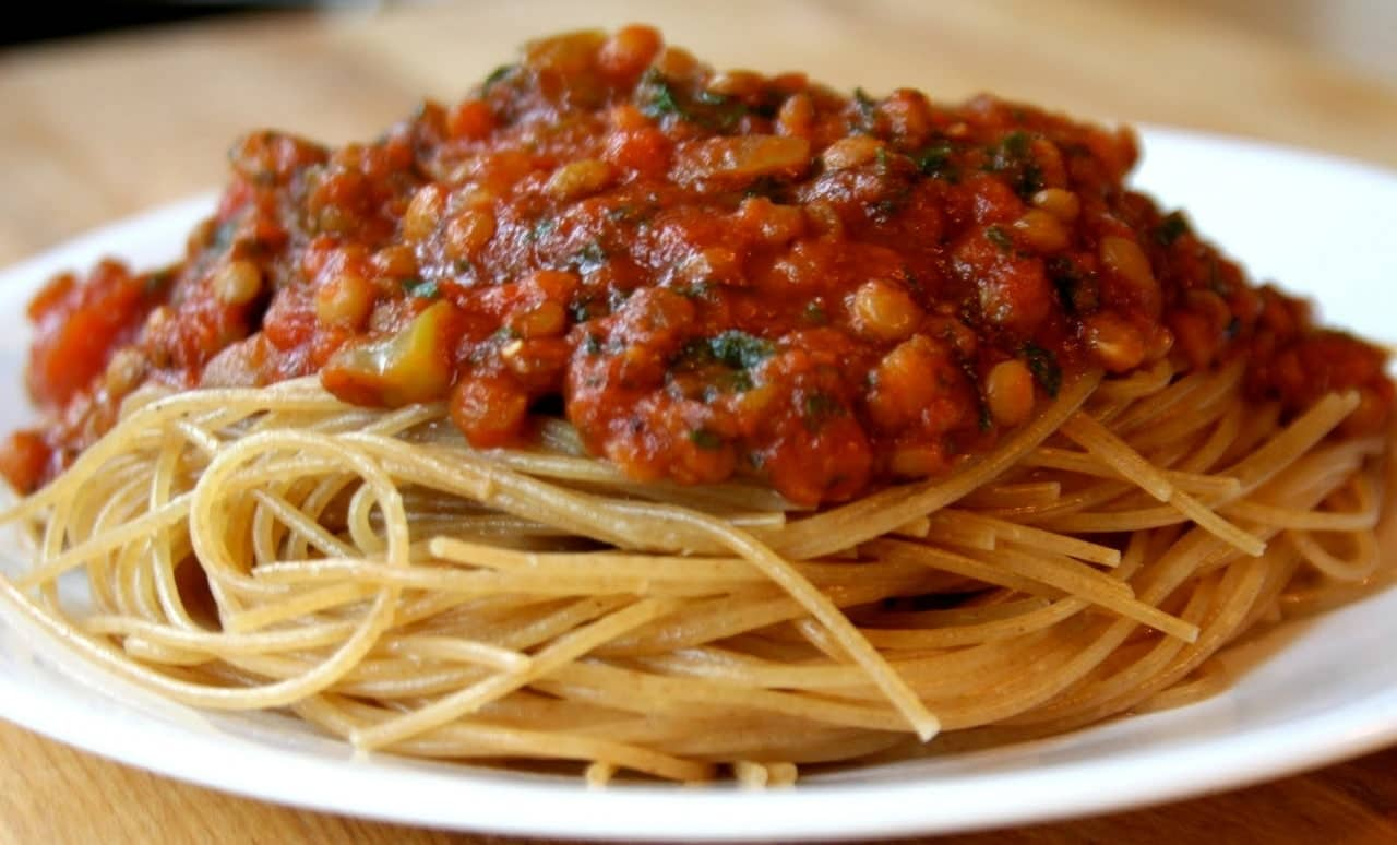 article, food, and spaghetti image