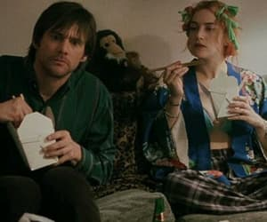 jim carrey, movie, and kate winslet image