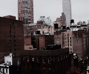 city, tumblr, and building image