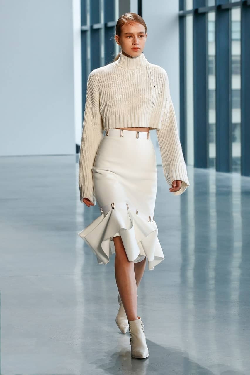 fashion, dion lee, and runway image