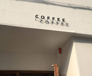 aesthetic, building, and coffee image