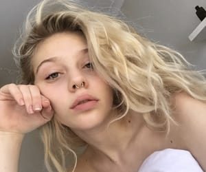 beauty, site model, and insta girl image