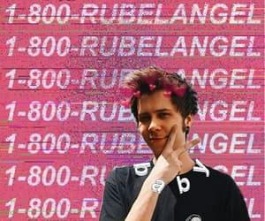 pink, rubius, and ruben doblas image