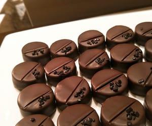 chocolate, chocoholic, and mylove  image