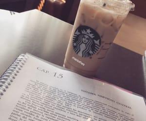anatomy, brain, and coffee image