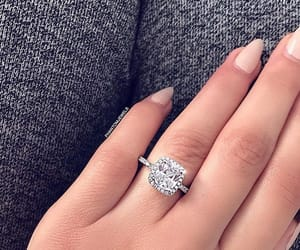 diamond and ring image