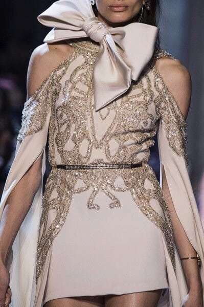 dress, elie saab, and fashion image