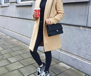 coffee, fabulous, and fashion image