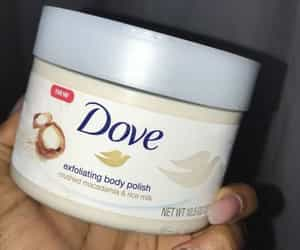 dove and self care image