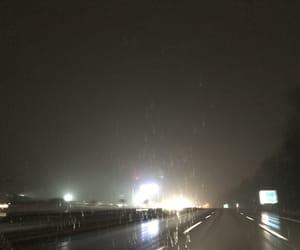 blurry, dark, and driving image