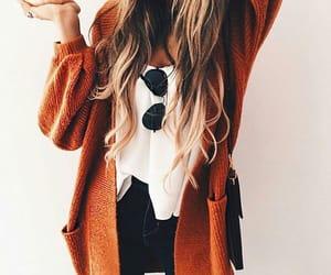 fashion, fall, and autumn image