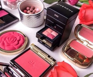 pink, fashion, and makeup image