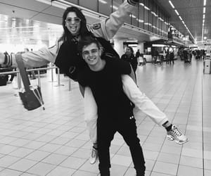 dua lipa, martin garrix, and couple image