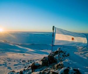 paradise, patagonia, and argentina image