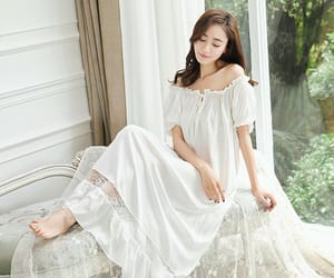 modest, nightie, and ulzzang image