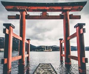 asian, japan, and ocean image