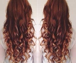 wavy hair image