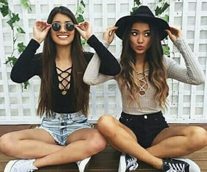 girly, style, and love image