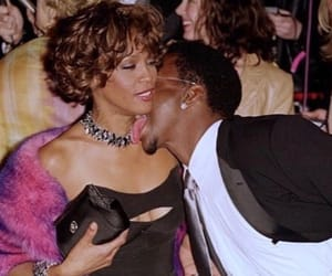 90s and whitney houston image
