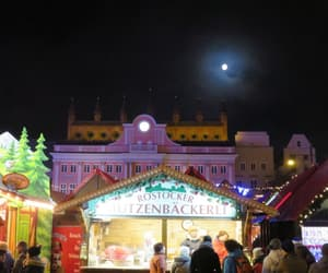 germany, weihnachtsmarkt, and christmas market image