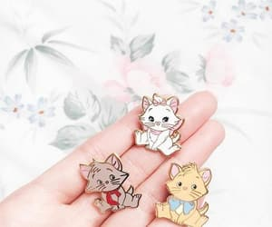 aristocats, marie, and Toulouse image