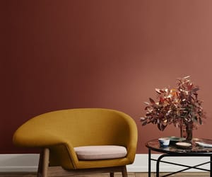 chair, furniture, and nordic image