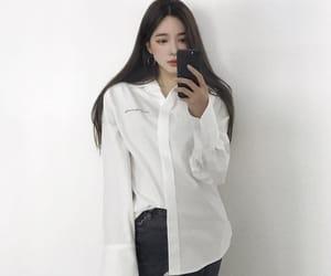 asian, korean fashion, and cute image