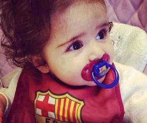 baby, cute, and fcb image