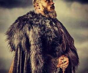 vikings, history channel, and ragnar lothbrok image
