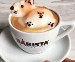 coffee, gif, and cute image