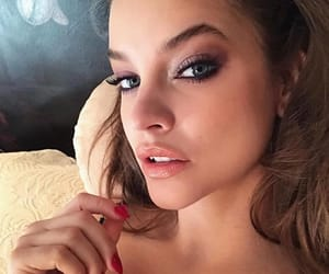 aesthetic, brunette, and model image