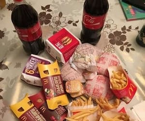 coca, food, and goal image