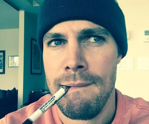 actor, arrow, and eyes image