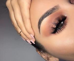 beautiful, brown eyes, and eyes image
