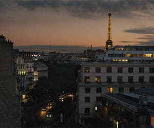 gif, city, and paris image
