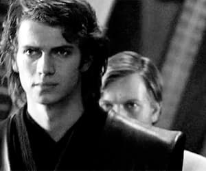 Anakin Skywalker, gif, and star wars image