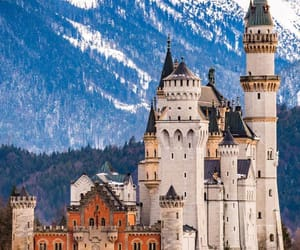 Alps, bayern, and castle image