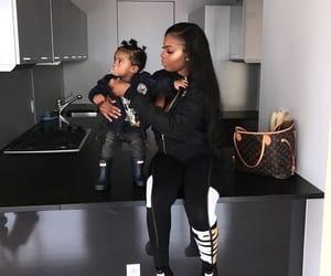 babies, style, and melanin image