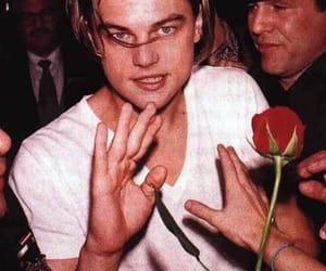 leonardo dicaprio, 90s, and Leo image