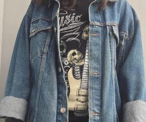 alternative, jeans, and girl image