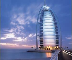 Dubai and hotel image