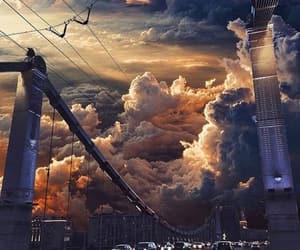 amazing, bridge, and colors image