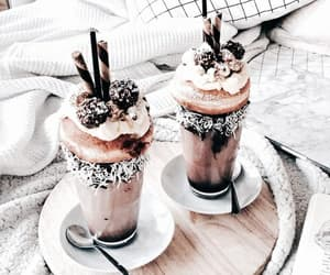 drink, sweet, and yummy image