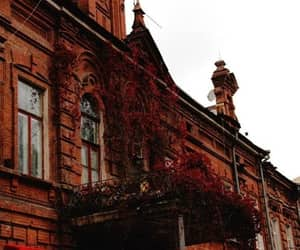 architecture, old, and old house image