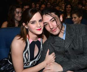 emma watson, ezra miller, and the perks of being a wallflower image