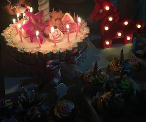 birthday, unicorn, and sweetsixteen image