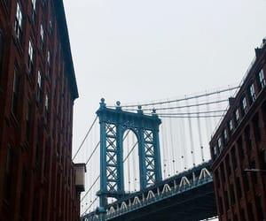 usa, bridge, and city image