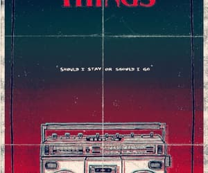 music and stranger things image