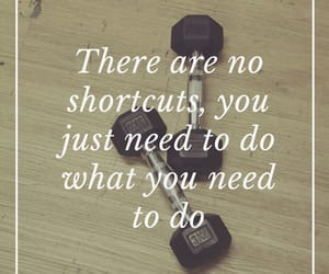 Just Do It, lift, and motivation image